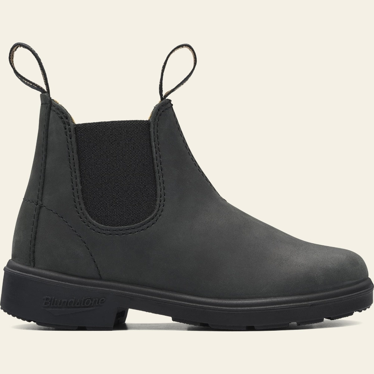 Leather Chelsea Boots, Kids' Style 1325