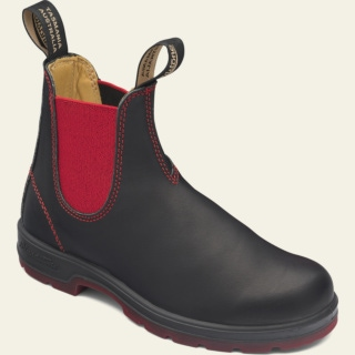 Youth Style 1316 pu-tpu-red-elastic-sided-v-cut_1316_Y by Blundstone