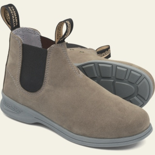 Women's Style 1397 non-safety-suede-elastic-eva_1397_F by Blundstone