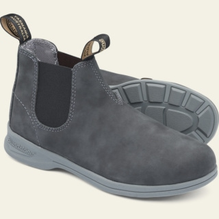 Youth Style 1398 non-safety-leather-elastic-eva_1398_Y by Blundstone