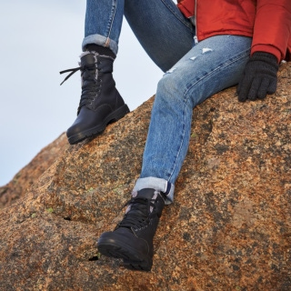 Youth Style 1465 thermal-lace-up-boot_1465_Y by Blundstone