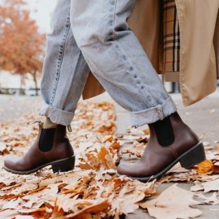 Women's Style 2060 womens-heel_2060_F by Blundstone