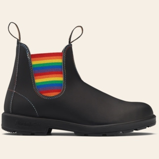 Women's Style 2105 coloured-elastic-sided-boot_2105_F by Blundstone