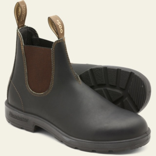 Men's Style 500 pu-tpu-elastic-sided-v-cut_500_M by Blundstone