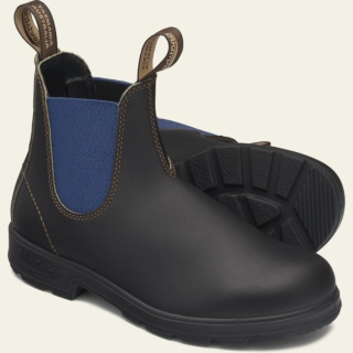 Youth Style 578 pu-tpu-elastic-sided-v-cut_578_Y by Blundstone