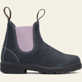 Women's Style 2034 suede-elastic-boot_2034_F by Blundstone