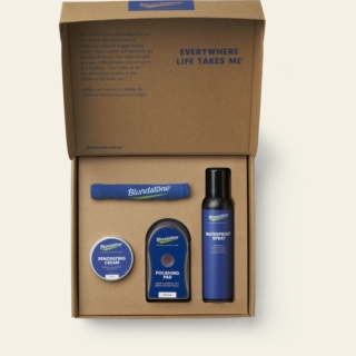 Shoe Care Kit Black 9315891497268 by Blundstone