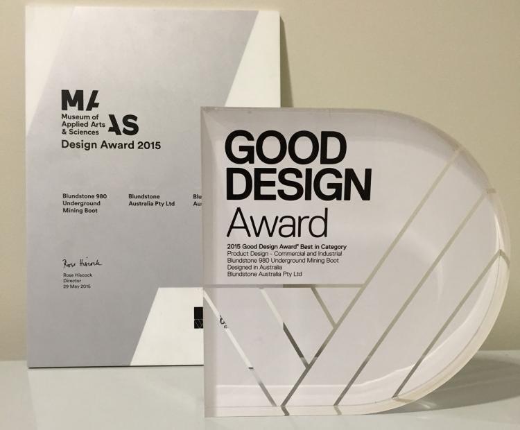 Good Design Awards Winner