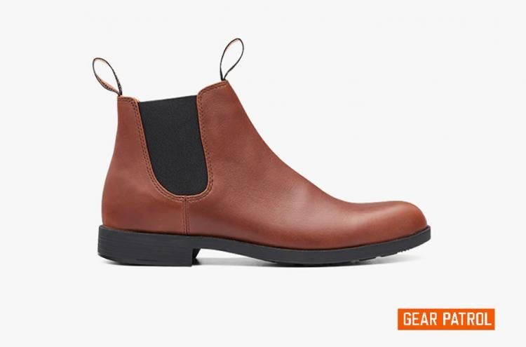 Dress Boots in Gear Patrol's Article About Sleek Chelsea Boots for City Living