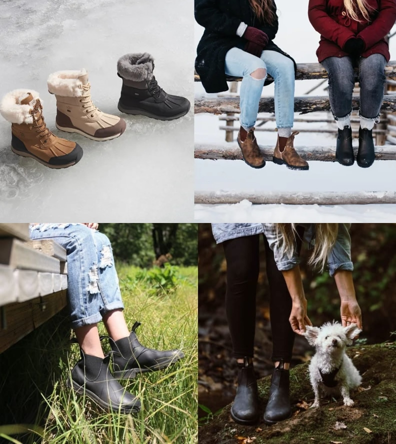 Featured in 2020 List of Most Popular Winter Boots