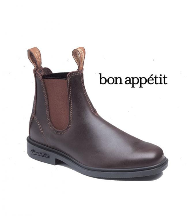 Chef Boots & Redefining Workwear with Bon Appetit