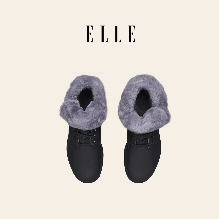 Winter Boots Feature in Elle.com's Winter Wear List