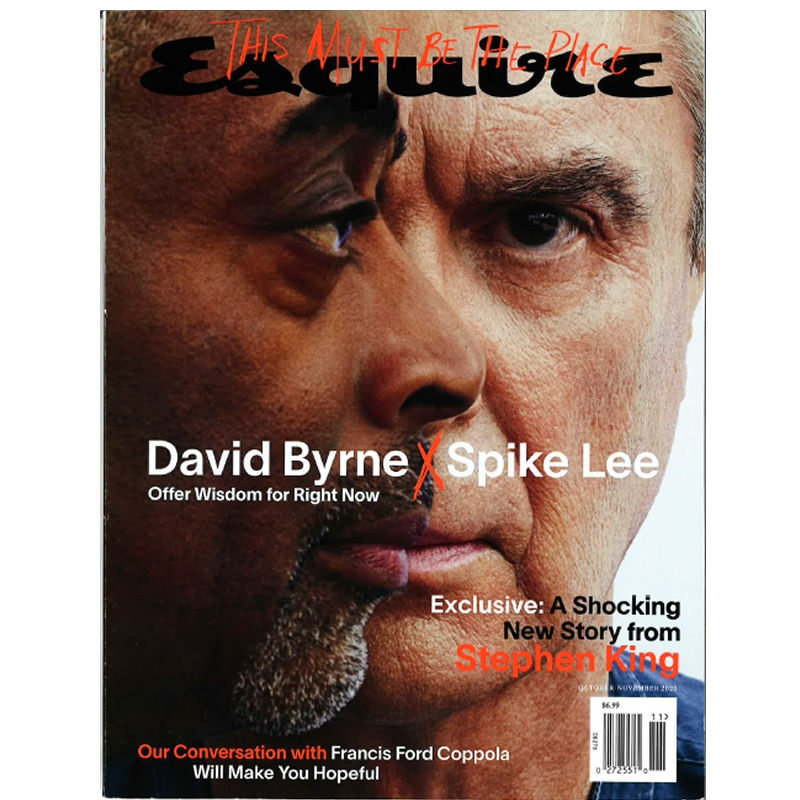 Esquire Magazine Features Blundstone 150 Chelsea Boot