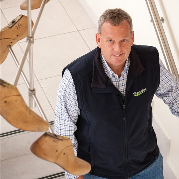 Steve Gunn, Blundstone CEO Talks with Footwear Plus