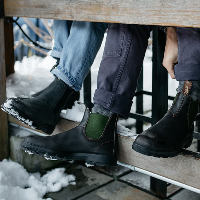 GQ Lists Blundstone Among the Best Winter Boots