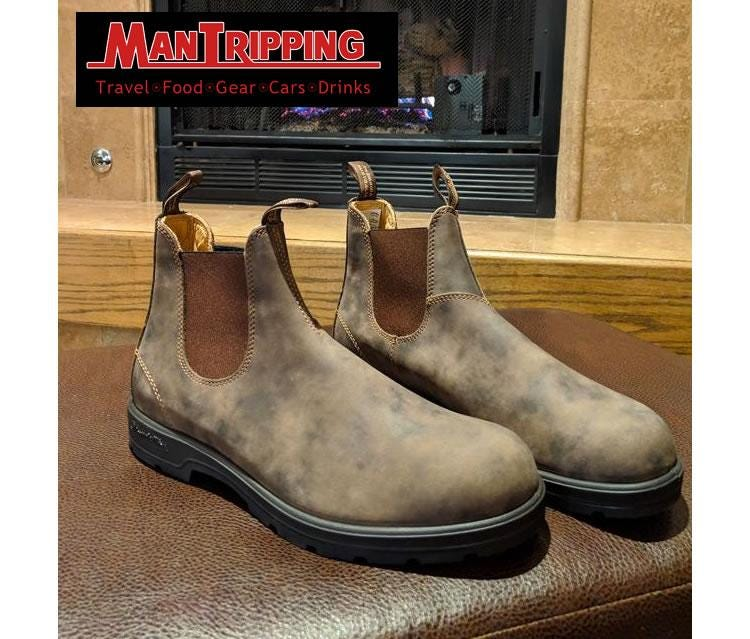Mantripping Mentions Blundstone in 2019 Fall Fashion Tips for Men