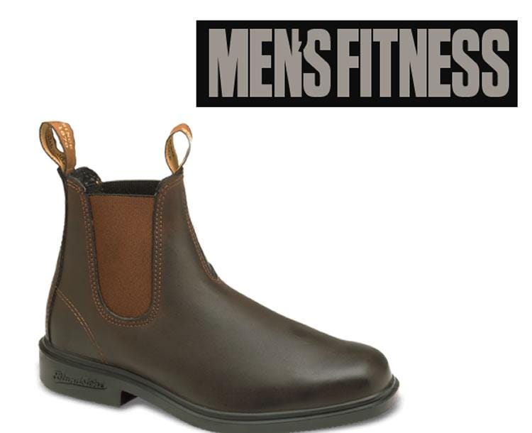 Men's Fitness Talks About Office-Friendly & Date-Friendly Waterproof Boots