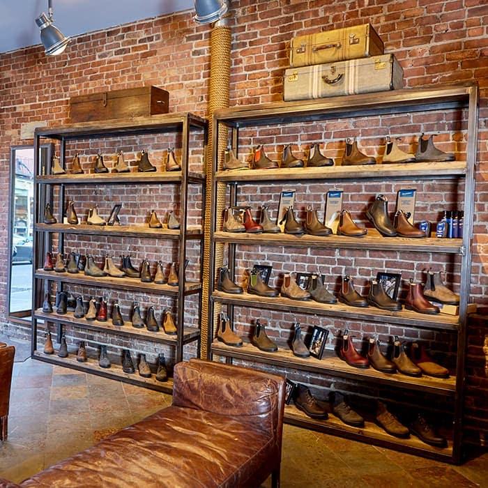 Blundstone Opens Brooklyn Pop-up Store