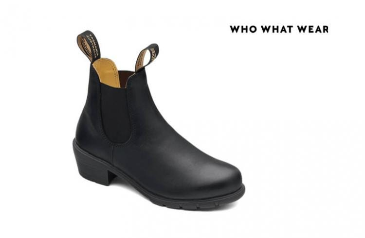 Chelsea Boots for Winter with Who What Wear